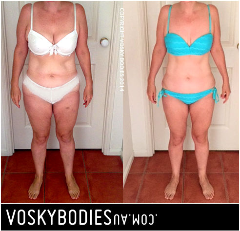vosky bodies, weight loss coach, weight loss, mackay, diet plans, nutrition plans
