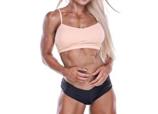 Zoe-Claire Yaworksy, IFBB Figure Pro