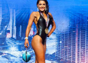 fitness model bikini vosky bodies champion