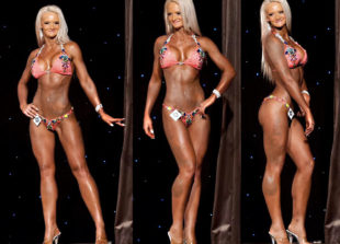 vosky bodies, fitness, competition, kylie adams, bikini, australia, ifbb
